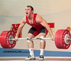Ivanov Russia 94kg (Rob Macklem) Tags: russia olympic weightlifting ivanov 94kg