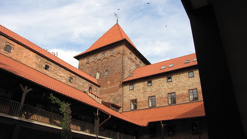 Zamek w Nidzicy