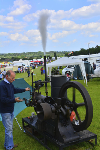 Woolpit Steam Rally