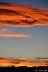 October 6, 2014 - An incredible sunset in Thornton. (Ed Dalton)