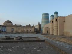 DSCN5482 (bentchristensen14) Tags: uzbekistan khiva ichonqala kaltaminar