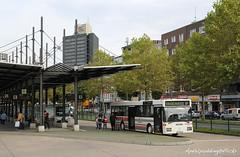 Bunte Buswelt - Hagen (apfelpudding) Tags: bus hoffmann mercedesbenz nrw autobus hagen omnibus vrr linienbus o405n mercedesbenzo405n hoffmannreisen hoffmannreisenwetter busbahnhofhagen zobhagen
