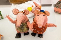 Clangers (Fairy_Nuff (new website - piczology.com!)) Tags: television toy one we made bbc childrens programs heres clangers earlier programmes