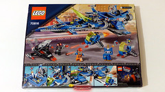 LEGO THE MOVIE 70816 : Benny's Spaceship, Spaceship, SPACESHIP! (2) (COLLECTOR FIGURES) Tags: movie lego benny spaceship the 70816
