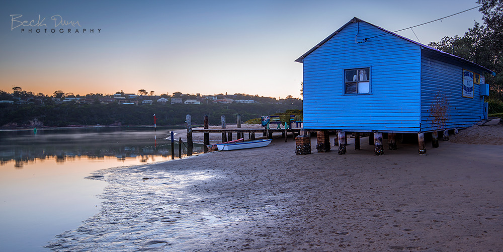 The world 39 s newest photos of boat and merimbula flickr for Dunn fish farm