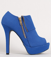 "zipper peep toe platform blue • <a style=""font-size:0.8em;"" href=""http://www.flickr.com/photos/64360322@N06/15323352928/"" target=""_blank"">View on Flickr</a>"