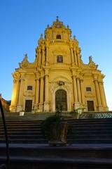 Ibla, il Duomo, scala (zikade) Tags: scala sangiorgioduomoragusaiblaragusasiciliaitalia