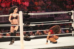 IMG_7193 (ohhsnap_me) Tags: night canon eos rebel la raw lafayette wrestling paige bella brie monday wwe divas