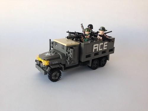 Nam Gun Truck