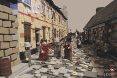 No way to live (peggyjdb) Tags: street london lego hill poor victorian octavia socialhousing britishhistory octaviahill octaviahillassociation
