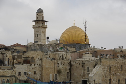 Occupied East Jerusalem '. - - Al-Aqsa Mosque