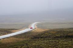rain in south iceland 1 (Bilderschreiber) Tags: road car rain landscape island iceland driving