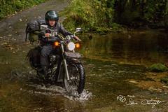 2014 - 09 - 29 - EOS 600D - Honda Shadow - Nant Mill Woods - Wrexham - 008 (s wainwright) Tags: wales honda wrexham northwales hondashadow nantmill canon600d newales eos600d