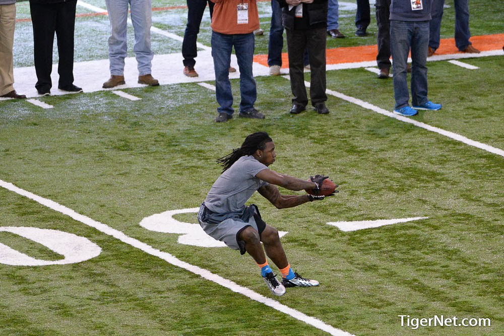 Clemson Photos: 2014, Football, practice, proday, Sammy  Watkins