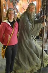 Anaïs et Gandalf