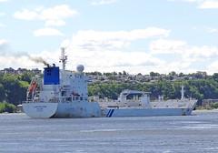 Larsholmen (Jacques Trempe 2,470K hits - Merci-Thanks) Tags: river ship quebec stlawrence stlaurent tanker fleuve navire petrolier larsholmen