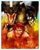 """'The Nature Of The Beast' / """"The Betrayal"""" (Jagger Naughton) Tags: dragon fantasy beast jagger jaggy naughton"""