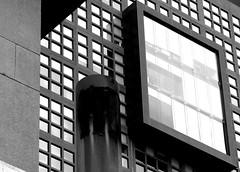 Rombo Rhombus (Raul Jaso) Tags: windows bw building byn blancoynegro window architecture buildings square ventana blackwhite arquitectura edificios mexicocity df squares edificio finestra ventanas modernarchitecture ciudaddemexico mexicodf rhombus geometria finestre volumes geometricas rombo cuadrado volumen cuadrados geometricfigures figurasgeometricas fz150 volumenes panasonicfzseries quadratto panasonicfz150