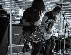 Black T-shirts And Rock N Roll Sensibility (Teena Satellites) Tags: music rocknroll butlers sensibility blacktshirts