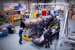 ej test fit-7049 (Stefan Marjoram) Tags: car speed bristol jet workshop eurofighter record land rocket build bloodhound ssc ej200