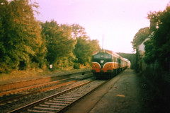 026 Hazelhatch 1990 (metrovick) Tags: railroad railway irishrail acla