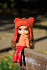 Cinnamon Girl (CG)