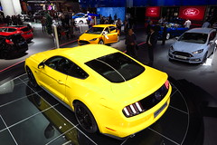 Ford Mustang (stand)