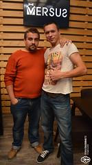 4 Octombrie 2014 » DJ Tony Q și VJ Mihai