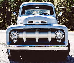 Early 50's Ford F100 (Scott_McCullough) Tags: classic ford truck antique f100 restored