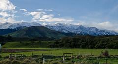 Mountains of Manakau