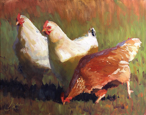 Chickens-on-the-Farm