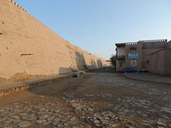 DSCN5488 (bentchristensen14) Tags: uzbekistan citywall khiva ichonqala