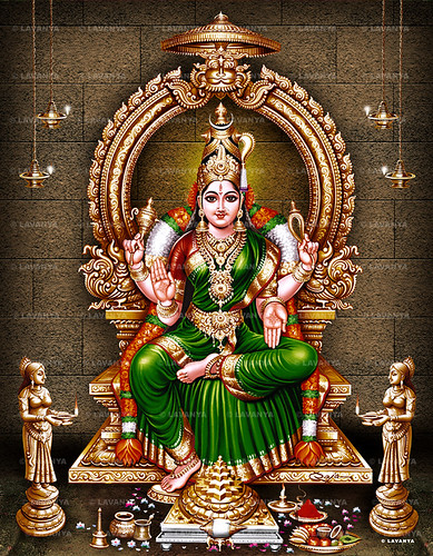 Beautiful Goddess Bhuvaneswari Devi Jayanti Images for Free Download
