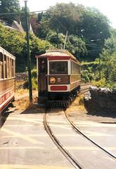 MER No. 5 (R~P~M) Tags: electric train tram railway tramway isleofman manx narrowgauge laxey