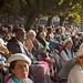 Pèlerinage du Rosaire - Messe d'ouverture - Copyrights : Photos Pierre VINCENT