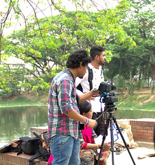 Radio Jyoti - video shooting 5