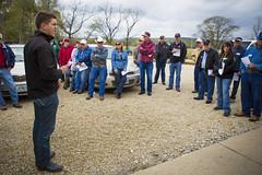 wurdack field day_2014_0109 (CAFNR) Tags: opportunity talk event educational annual fieldday researchcenter cafnr