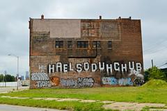 (gordon gekkoh) Tags: graffiti detroit chub pack yogurt rank anvil 269 versuz hael soduh erasr fyok