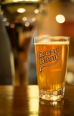 Two year old Lambic Boon (derfian) Tags: beer pub sweden sverige linköping boon lambic östergötland lembeek deklomp carlzeissplanar45mmf20