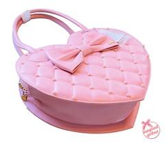 Lady Heart Quilting Bag (callistamarie) Tags: angelicpretty ladyheartquiltingbag lady heart bag purse ap lolita lolitafashion lolitabrand brand angelicprettyusa pink sweetlolita blogger lolitablog blog