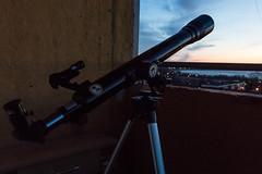 IMG_3135 (alexpta) Tags: astromonytelescope bresser refractor