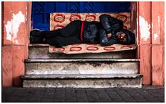 Asleep (keety uk) Tags: ©stuartbennett photokeetynet morroco desert marrakech berber