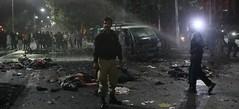 Atentado deja al menos 10 muertos durante protesta en Pakistán (conectaabogados) Tags: atentado deja durante menos muertos pakistán protesta