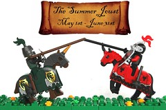 The Summer Joust - Coming Soon (jsnyder002) Tags: summer joust contest castle medieval prizes