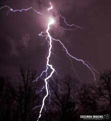 BOOOM! (The Suss-Man (Mike)) Tags: cumming forsythcounty georgia lightning lightningstorm longexposure nature night nightphotography nightsky sky slowshutterspeed sonyilca77m2 storm sussmanimaging thesussman trees