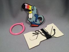 Kellogg's Froot Loops Toucan Sam Ring Toss (toyfun4u) Tags: froot kelloggs cereal loops toucan sam