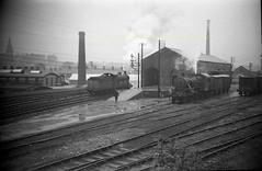 Lisburn goods yard 1960's s729 (Ernies Railway Archive) Tags: gnri greatnorthernrailwayireland uta nir lisburnstation