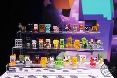 Toy Fair 2017 Mattel Minecraft 13 (IdleHandsBlog) Tags: matteltoyfair2017 minecraft toys videogames