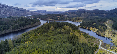 scotland trossachs lochlomondandtrossachsnationalpark... (Photo: J McSporran on Flickr)