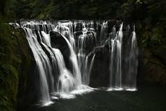 Shifen Waterfall (scv1_2001) Tags: shifenwaterfall nikond750 nikon24120mmvrii landscape waterfall 十分瀑布 十分